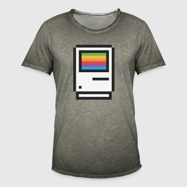 Welcome to Macintosh - Men's Vintage T-Shirt