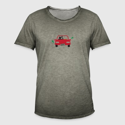 A Drunk Driver - Men's Vintage T-Shirt