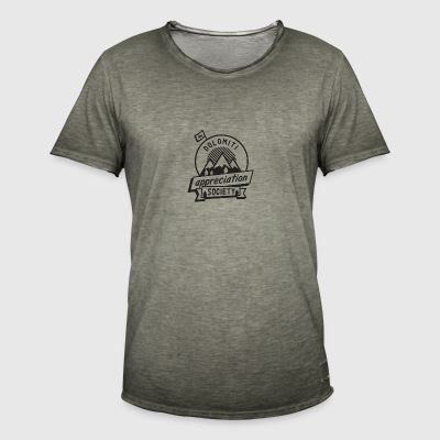 Dolomite Appreciation Society - Herre vintage T-shirt