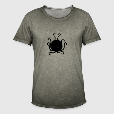Squid sample - Men's Vintage T-Shirt