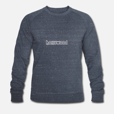 Hollywood Hollywood - Men's Organic Sweatshirt by Stanley & Stella