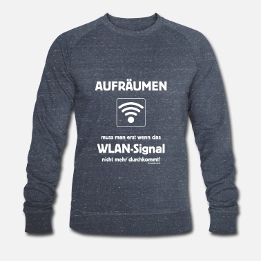 Teenager Family Teenager Design 1624 - Mannen bio sweater