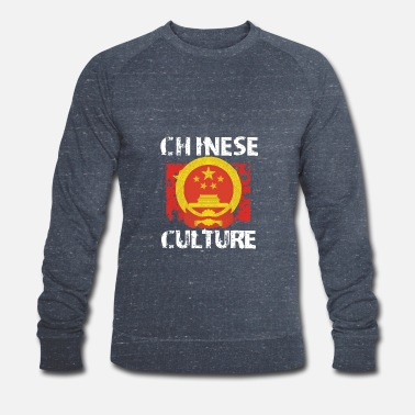 Culture Culture chinoise - Sweat-shirt bio Stanley & Stella Homme