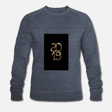 2019 New Year's Eve - Men's Organic Sweatshirt