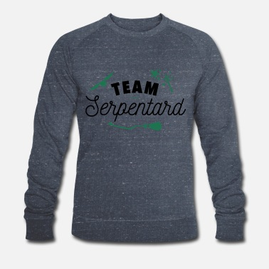 Serpentard Team Serpentard - Sweat-shirt bio Homme