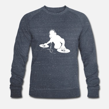 Turntable turntable - Mannen bio sweater