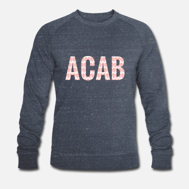 Communism Acab - Men's Organic Sweatshirt