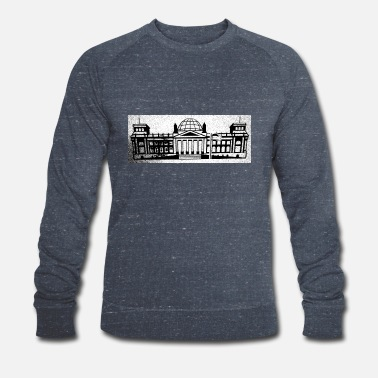 Bundestag Bundestag - Sweat-shirt bio Homme