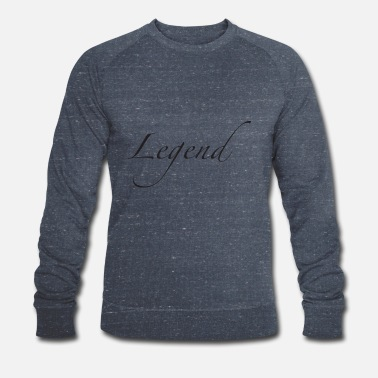 Legende legende - Mannen bio sweater