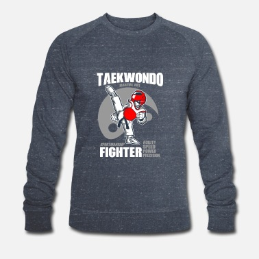 Taekwondo TAEKWONDO GEAR FIGHTER - Sweat-shirt bio Homme