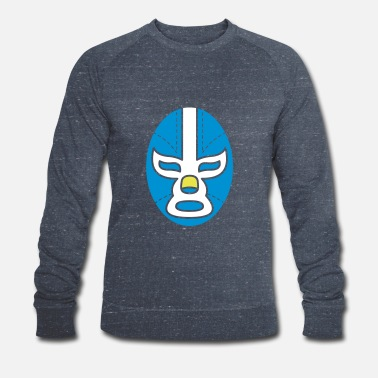 Mask Mask Mask - Men's Organic Sweatshirt