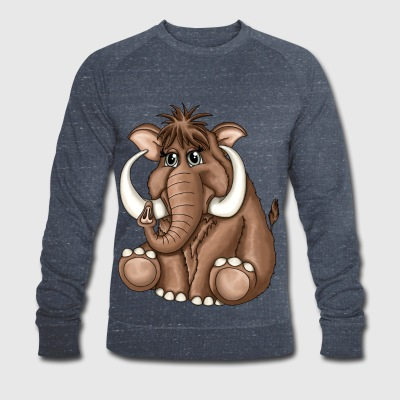 Mammoth Norbert - Men's Organic Sweatshirt by Stanley & Stella