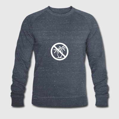 no palm oil - Men's Organic Sweatshirt by Stanley & Stella
