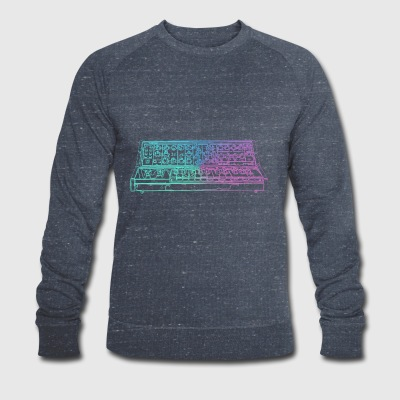 Synthesizer - Men's Organic Sweatshirt by Stanley & Stella