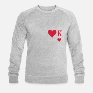 Heart King Herz König King Of Hearts K T Shirt Homme Spreadshirt