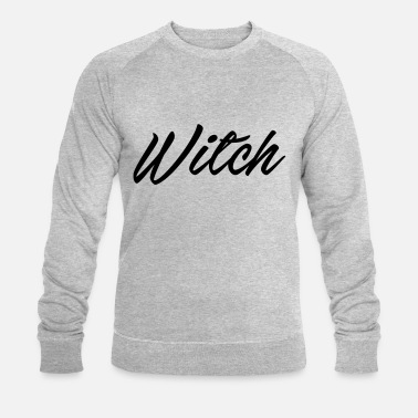 witch - Sweat-shirt bio Stanley & Stella Homme