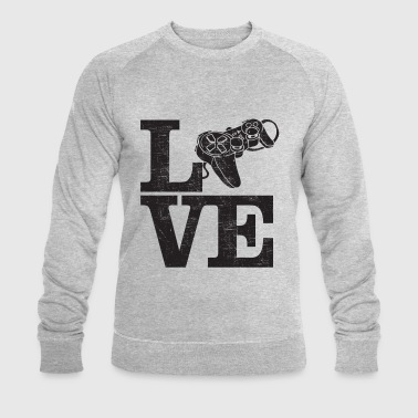 Love Gaming - Cool Designs For Gamer - Sudadera ecológica hombre de Stanley & Stella