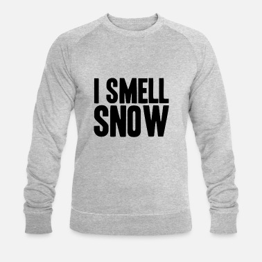 Smell Smell - Men's Organic Sweatshirt by Stanley & Stella