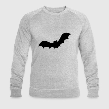 Bat / bloodsuckers / Bat Wing Design - Men's Organic Sweatshirt by Stanley & Stella