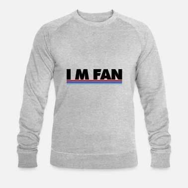 Fan DANS LE FAN - Sweat-shirt bio Homme