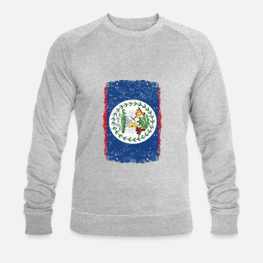 roots home country roots home Belize - Men's Organic Sweatshirt