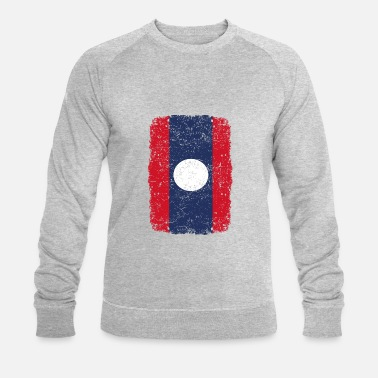 roots home country roots home Laos - Men's Organic Sweatshirt