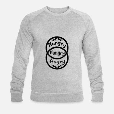 Hungry Hungry - Men's Organic Sweatshirt by Stanley & Stella