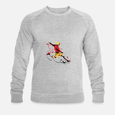 Kicker Kicker! - Men's Organic Sweatshirt by Stanley & Stella