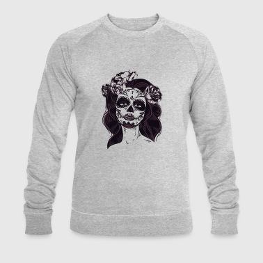 Day of the Dead - Mannen bio sweatshirt van Stanley & Stella