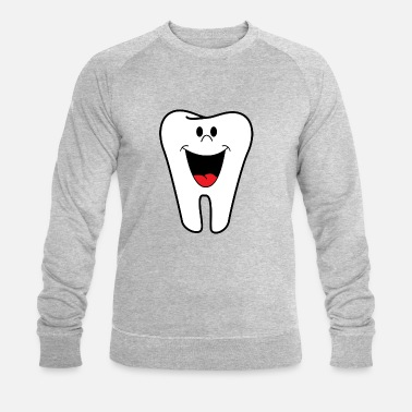 Tooth tooth - Men's Organic Sweatshirt by Stanley & Stella