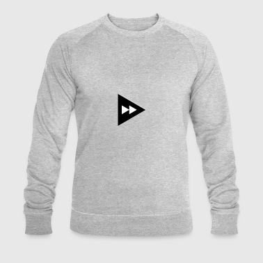 Play - Men's Organic Sweatshirt by Stanley & Stella