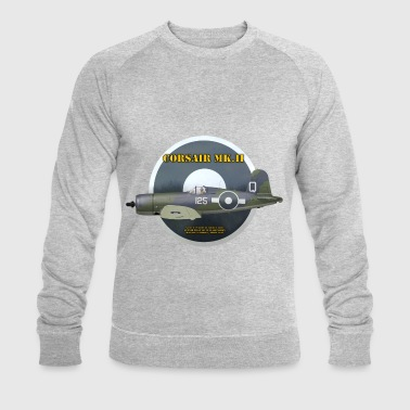 Corsair Mk.II, PS. Cole - Men's Organic Sweatshirt by Stanley & Stella