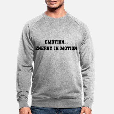 Emotion émotion - Sweat-shirt bio Homme