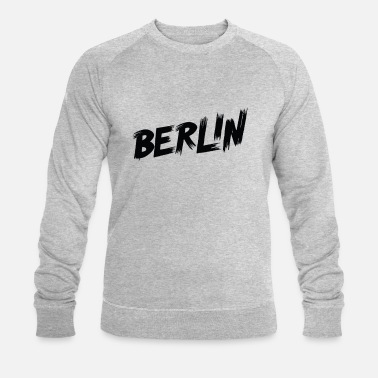 BERLIN - Sweat-shirt bio Homme