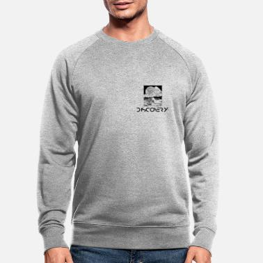 Discovery Discovery Logo - Sweat-shirt bio Homme