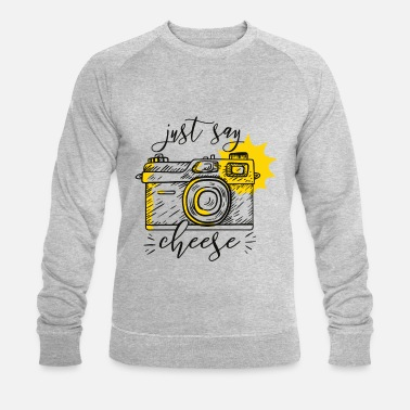 Take A Picture Take a picture - Men's Organic Sweatshirt