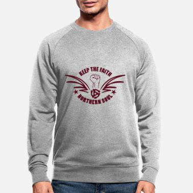 Northern Soul Northern Soul - Men's Organic Sweatshirt
