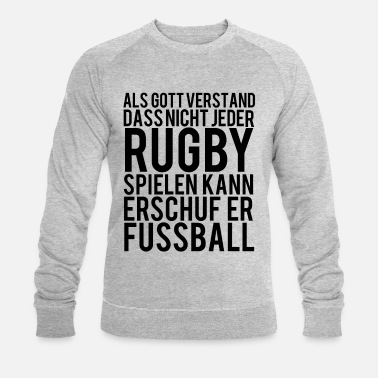 Rugby rugby - Miesten luomu pusero