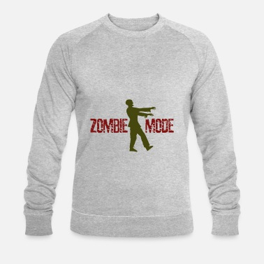 Mode Mode Zombie ... Mode Zombie - Sweat-shirt bio Homme