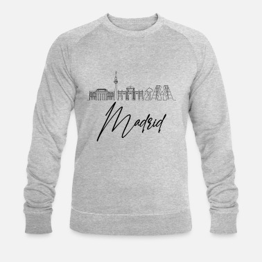 Madrid Madrid - Men's Organic Sweatshirt