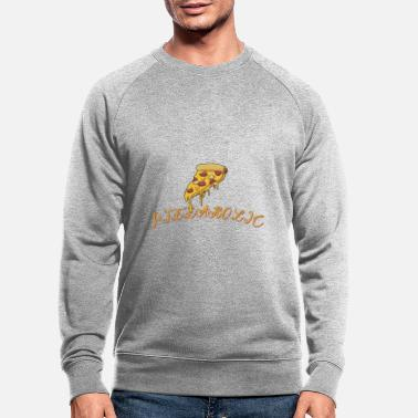 Pizza Pizza Pizza Slice Gift - Men's Organic Sweatshirt