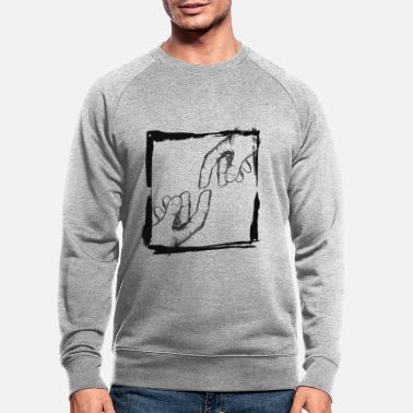 Closeup Closeup - Men's Organic Sweatshirt