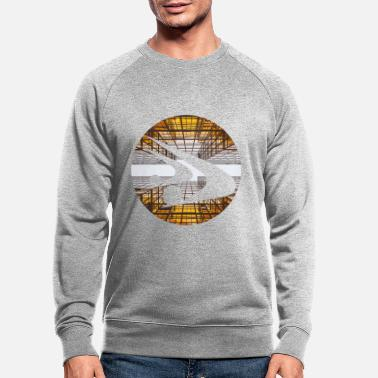 Buildings building - Men's Organic Sweatshirt