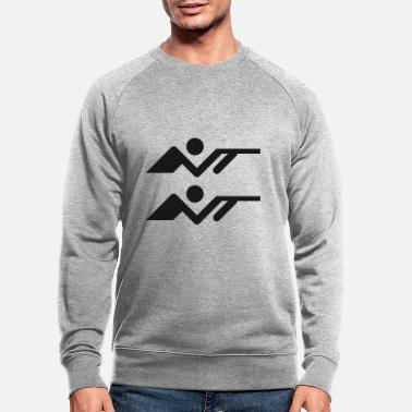 Tourner Tourner - Sweat-shirt bio Homme