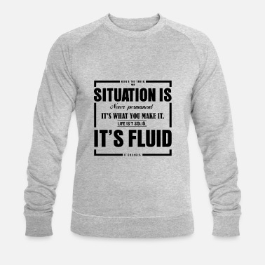 Situation situation - Sweat-shirt bio Homme