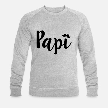 Papier Papi - Sweat-shirt bio Homme