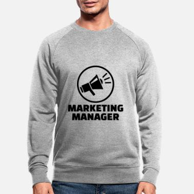 Marketing Manager Marketing manager - Mannen bio sweater