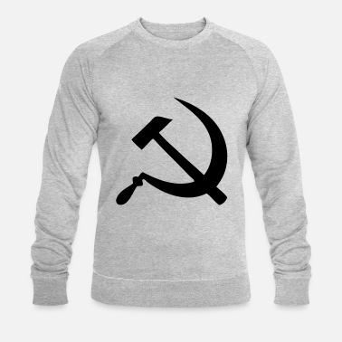 Communism communism - Men's Organic Sweatshirt