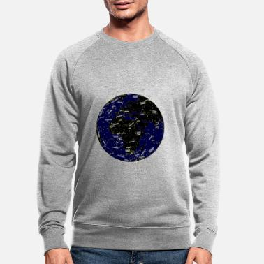 Constellations Gémeaux - Sweat-shirt bio Homme