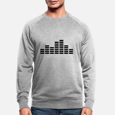 Audio audio - Men's Organic Sweatshirt
